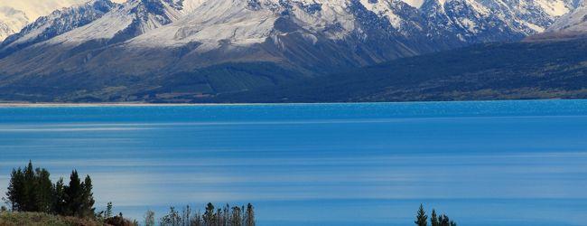 大自然を満喫♪ ニュージーランドの旅=前...