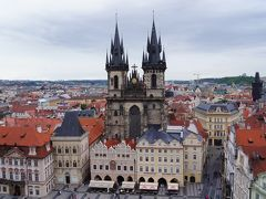 40才男一人旅(チェコ・オーストリア・イタリア) ~ ②プラハ(街歩きが一番楽しかった街)