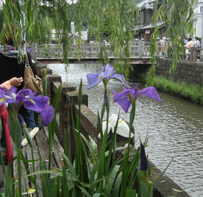 水郷の旅、最終目的地は佐原、小野川沿いを散策後、伊能記念館へ