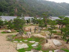 庭園紀行(128)・・・下蒲刈島 観松園の観光