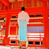 たっぷり山陰山陽・・・世界遺産『厳島神社』、夜の「大鳥居」に感激!~『みや離宮』泊