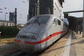 2013年6月 渡り鳥ラインで行く北欧3ヵ国 鉄道の旅 (1) 渡り鳥ライン編