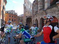 (5)(ベローナ & フィレンツェ & ミラノ編)『五月晴れ!・・・の イタリアを。 南北縦断10日間』(北イタリア・・・の 三都市巡り。 「ECO・・・な 日曜日」は、自転車に 乗ろう~。)