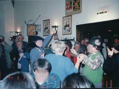 人生初海外 欧州への旅 3ミュンヘンで陽気に踊る