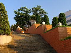 庭園紀行(179)・・・浜松アクトシティ屋上庭園の見学