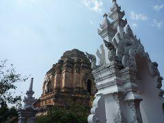 チェンマイ・チェンライ・パーイ・サンカンペーンでのんびり チェンマイ寺院めぐり2日目