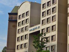 道後-3 ホテルルナパーク 最上階の広い部屋で  ☆屋上露天風呂で悠々と