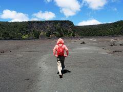 263-マイルで行く初ハワイ!ハワイ島&アウラニ・ディズニー・リゾート満喫の旅【4】…2日目・キラウエア火山・イキトレッキング