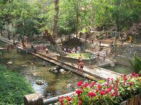 2013 タイ・ヒンダー温泉 アユタヤから大移動して温泉に浸かってバンコクに戻ったバタバタな1日