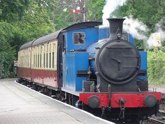 イギリスの保存鉄道(LAKESAIDE&HAVERTHWAITE)