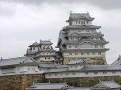 2007 伊勢市円座町 井村さんが製作した超精巧な姫路城