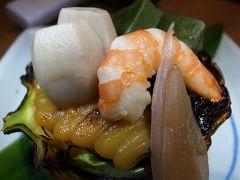 京都へ行く時は 私は必ずここに行きます。  烏丸御池   亀甲屋