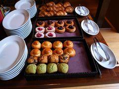 ハイアットリージェンシー京都の朝食はお勧めの雰囲気です。