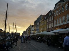 初めての北欧 おとぎの国デンマークを満喫 その7 夕暮れのコペンハーゲン編