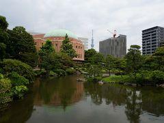 東京大江戸博物館から安田庭園、横網町公園(東京都慰霊堂)を歩く
