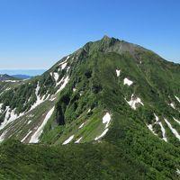 三国山、ニペソツ山登山と帯広市内観光