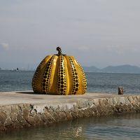 直島&犬島、アートと町並みの散歩