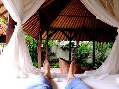 バリ島、やっぱりいいなあ(11)~サヌールでのんびりと・・・