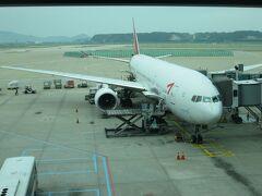 2013年6月韓国鉄道旅行5(ソウルから福岡空港経由で帰途)