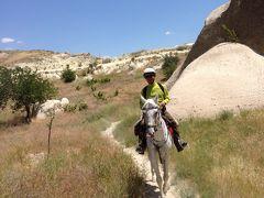 カッパドキア個人旅行の勧め!(1day乗馬、市場)