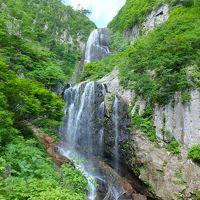 秋田県 安の滝