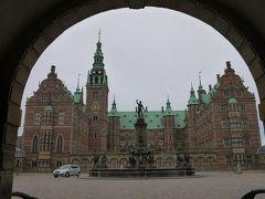 初めての北欧 おとぎの国デンマークを満喫 その8 華麗なフレデリクスボー城に大興奮編