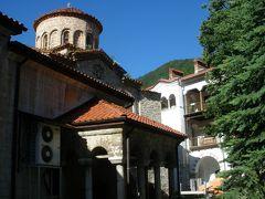 ブルガリア&ルーマニア 【23】バチコヴォ僧院へ