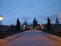 2005年大晦日~2006年お正月 雪のプラハ 帰国日 ホテル・『ドゥーム・ウ・クラーレ・イジーホ』