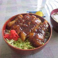 たまには「ベタ」なB級ご当地グルメ1305 「会津ソースカツ丼」  ~会津若松・福島~