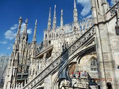 イタリア旅行記<3> (フィレンツェ~ヴェネツィア~ベローナ~ミラノ)