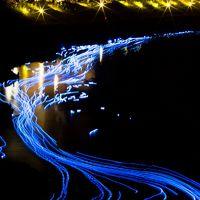 南伊豆ぐるり旅【8】~天の川のようにライトアップされる夜桜☆流れ星~みなみの桜と菜の花まつり2013[後編]