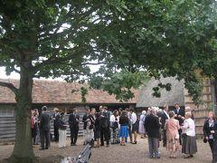 イギリスで友人の結婚式に出席+しっかり観光♪ 2 ~結婚式編~