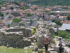 ブルガリア&ルーマニア 【27】プロヴディフのネペット・テペの遺跡から