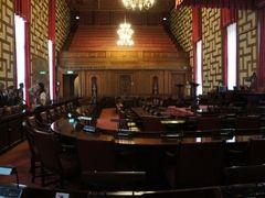 子連れスウェーデン三日目 市庁舎と王宮とグスタフスベリ