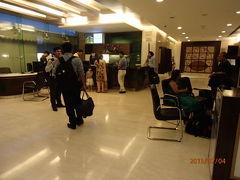 インド世界遺産の旅(4)最初のホテル、Country Inn & Suites。