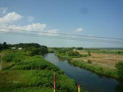 余市のニッカウヰスキーを見学、夜はすすき野でジンギスカン、翌日は札幌国際でのゴルフ