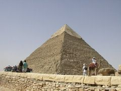ワンワールドで行く世界あちこち急ぎ旅(4) ピラミッドとエジプト考古学博物館