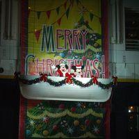 東京ディズニーシー 4 クリスマスイルミネーションもいい雰囲気!!  【2008年11月9日~2008年11月10日】