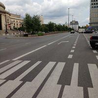 ワルシャワ街歩き。芸術、科学(化学)、そして70年ほど前のここは戦場。。。。