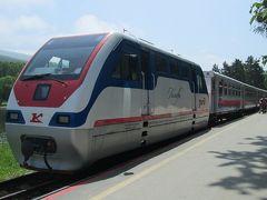 2013年7月 ロシア・サハリン鉄道の旅1~5日目(全7日間)