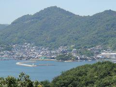 仙酔島でノルディックウォーキング(人生のパワーをもらえる島)すばらしい。