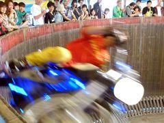 11.寿司とラーメンの札幌3泊 北海道神宮例大祭(札幌まつり) ワールド・オートバイ・サーカス