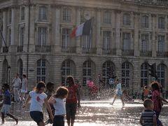 真夏のボルドー&パリへ(ボルドー街歩き&シャトー巡り編)