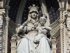 フィレンツェのドゥォーモと塔の芸術をじっくり観察