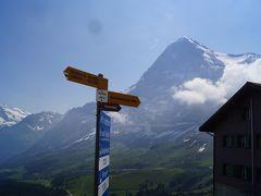 164スイス旅行 ユングフラウ周辺