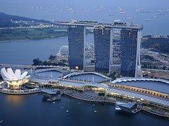 ★シンガポール今昔(2)マリーナ・ベイ周辺を見渡す場所