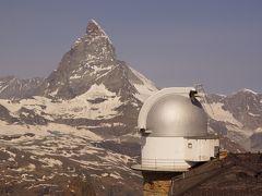 164スイス旅行 ゴルナーグラード・スネガ周辺
