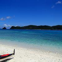 青と白に輝く島、座間味&阿嘉