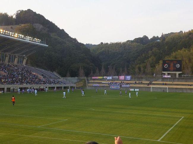 日帰りで18きっぷを使って藤枝までサッカー観戦遠征をしてきました。<br />午後から出かけて18きっぷで試合を観戦、まさにとんぼ返りとなりました。<br /><br />18きっぷでの旅だったので途中少し寄り道をしてお昼ご飯を食べてから試合観戦。<br />帰りも18きっぷでのんびり帰京となりました。