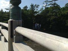 2013.7 日帰りで初の伊勢神宮に行ってきました。